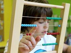 Montessori pedagogika. Ilustrační foto.