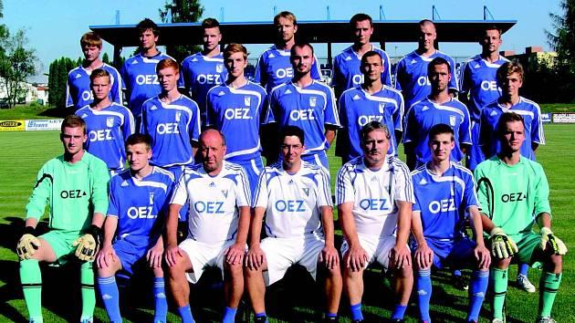 Letohradský tým pro novou sezonu.