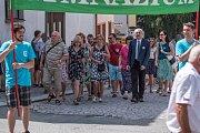 Gymnázium ve Třebové slavilo 110 let od založení