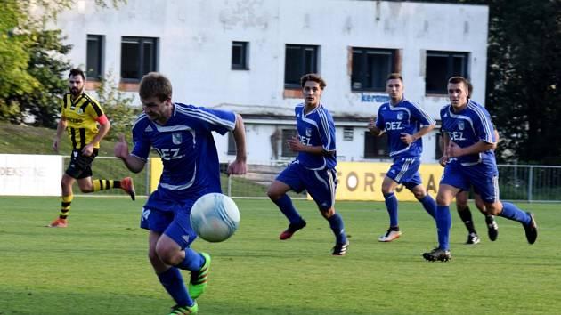 Fotbalová divize C: FK Letohrad - FK Kratonohy.