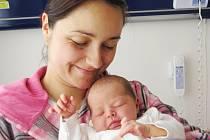 Kristýna Šimková  je po Marušce druhou dcerou Majky a Petra z Řetůvky. Po porodu 26. října v 11.15 vážila 3,33 kg.