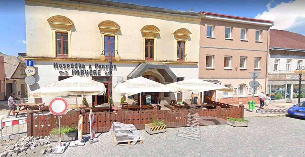Restaurace Imrvere Žamberk.