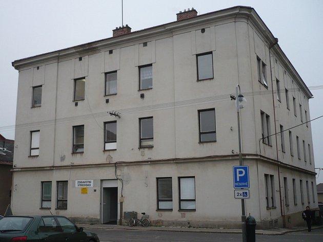 Poliklinika v Lanškrouně.