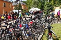 Pochod a cyklojízda  Přes tři hrady na Žampachu.