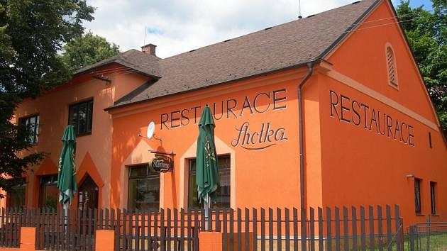 Restaurace Lhotka Česká Třebová.