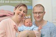 Štěpán Krása je po Kubovi dalším dítětem Soni a Vlastimíra z Ústí nad Orlicí. S váhou 4,260 kg se narodil 14. 11. v 8.32 hodin.