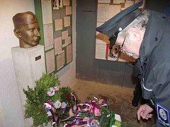 V muzeu uctili památku Arnošta Hrada.