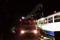V Mýtě vykolejil vlak