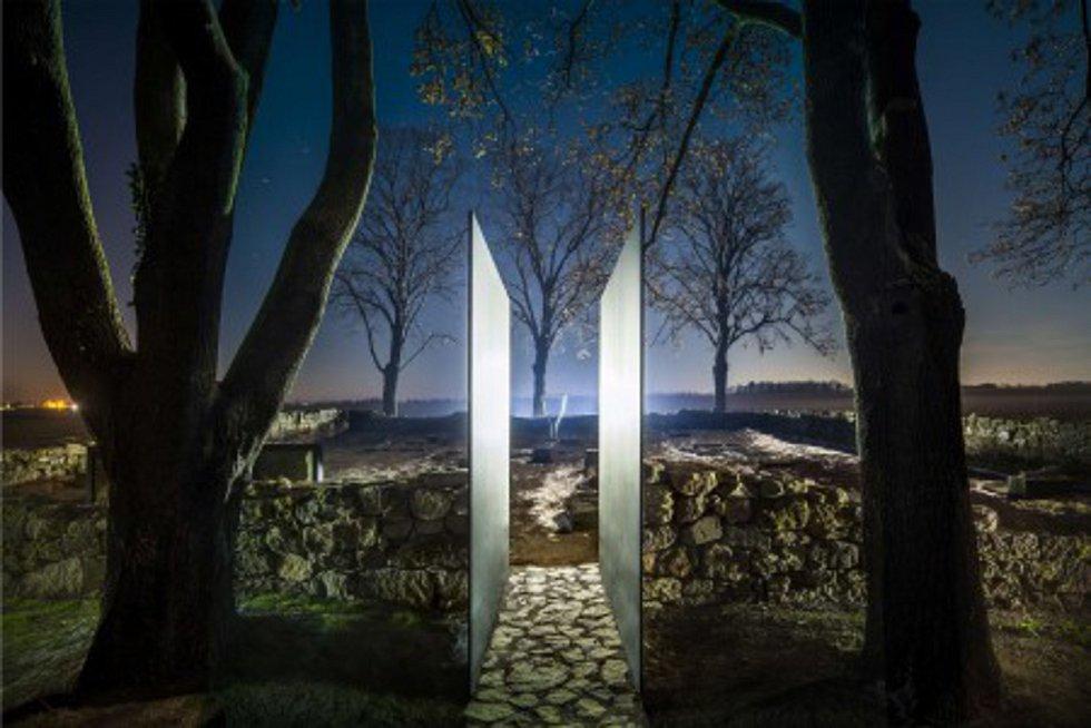 Revitalizace bývalého evangelického hřbitova Kunčí