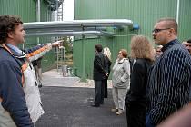 Fermentační stanici otevřeli ve Vysokém Mýtě.