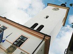 Radnice v Ústí nad Orlicí.