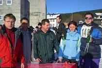 V Malé Úpě v Krkonoších se minulém týdnu uskutečnil už 20. ročník Zimních her Speciální olympiády, zdravotně postižených sportovců.