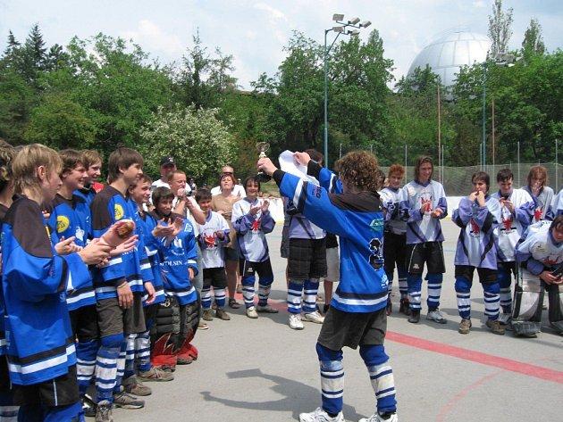 Snad budou mít českotřebovští hokejbalisté v nadcházející sezoně dost důvodů k tomu, aby se mohli radovat.