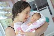 Anežka Chludilová, tak pojmenovali dceru Petra Ungrádová a Petr Chludil z Borohrádku. Na svět přišla 1. 8. v 8 hodin, porodní váhu měla 3,120 kg.