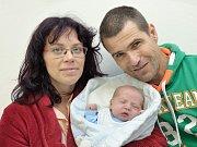 David Walter rozšířil rodinu Jany Musilové a Lubora Waltera z Ostrova u Lanškrouna. Narodil se 11. 10. v 16.56, vážil 3,750 kg. Sourozenci se jmenují Andrej, Marcel, Zuzana, Štěpán, Kryštof a Filip.
