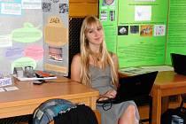 Úspěšní studenti vysokomýtského gymnázia.