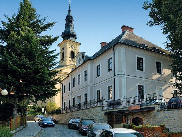 Kostel sv. Jakuba Většího v České Třebové.