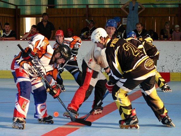 Zvítězí potřetí? O hattrick se pokusí in-line hokejisté bratislavských Hammers, kteří vyhráli poslední dva ročníky turnaje.