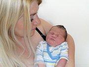 Libor Kubát se narodil s váhou 4170 g dne 7. 7. v 14.42 hodin. Doma v Knapovci bude těšit rodiče Soňu Krčmářovou a Libora Kubáta.