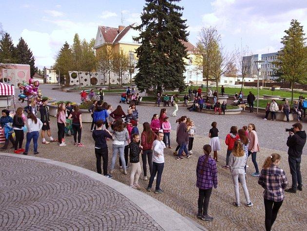 Den tance v Ústí nad Orlicí.