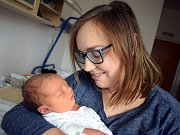 Alice Abrahamová dělá radost Dominice a Petrovi z Ústí nad Orlicí. Narodila se 2. 4. ve 20.57 hodin, kdy vážila 3,510 kg.
