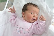 Anna Hájková je dalším dítětem Jany a Jiřího z Dlouhé Třebové. Narodila se 24. 10. ve 14.39, kdy vážila 3,526 kg. Těší se na ni sourozenci Alžbětka, Kačenka a Kristýnka.