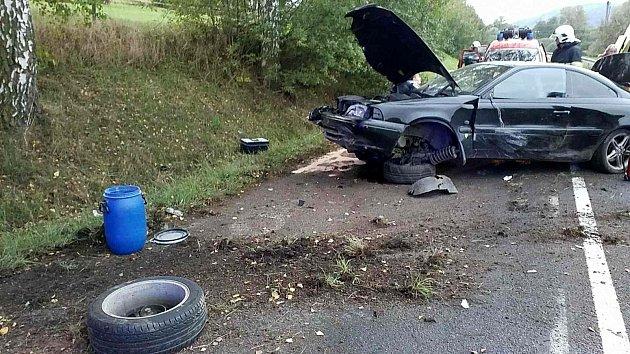 Volvo do cíle nedojelo.