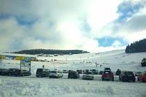 Provozovatel vleku v Čenkovicích nedodržel vládní opatření, lyžovačku ukončila policie