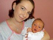 Vendula Minářová je prvorozená dcera Nikoly a Ondřeje z Lubníka. Narodila se 21. 7. v 14.58 hodin a vážila 3620 g.