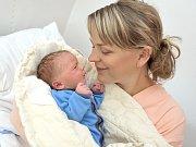 Michal Nagl bude doma s rodiči Jaroslavou a Michalem v Letohradu – Kunčicích. Na svět si 21. 6. v 7.55 hodin přinesl porodní váhu 3.40 kg.