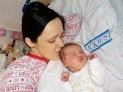 Natálie Müllerová je prvorozená holčička Marcely Harenčákové a Romana Müllera z Doudleb nad Orlicí. Narodila se s váhou 3610 g dne 31. 12. v 5.50 hodin.
