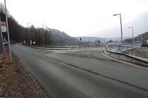 Uzavírka silnice Ústí nad Orlicí - Hrádek