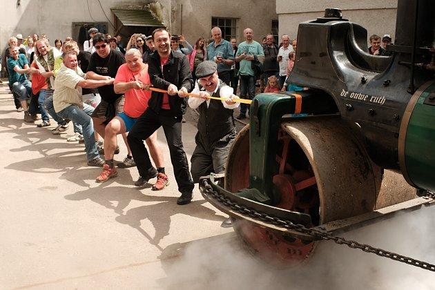 Den otevřených dveří v Muzeu starých strojů v Žamberku.