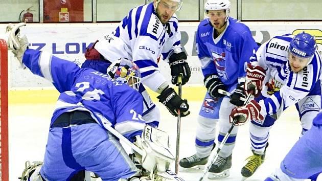 POSLEDNÍM UTKÁNÍM v uplynulém roce byl pro Kohouty duel se Světlou, kterou porazili 5:4. Do bojů na ledě se vrátí ve středu. Představí se na ledě Slovanu Moravská Třebová.