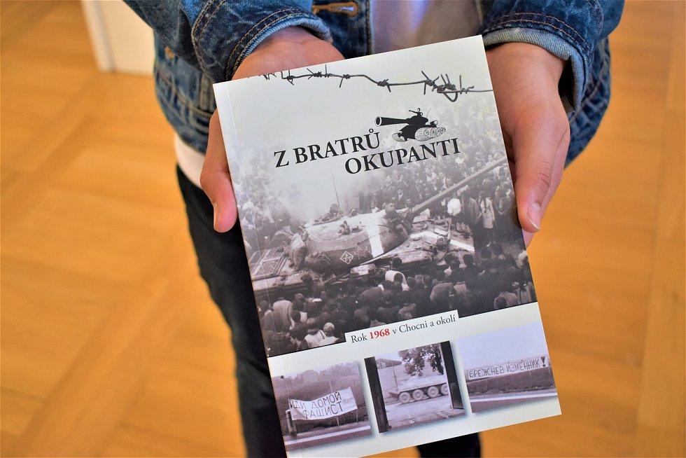 Z projektu vznikla také publikace