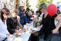 Tisíce lidí se zúčastnily  42. ročníku Lanškrounské kopy.