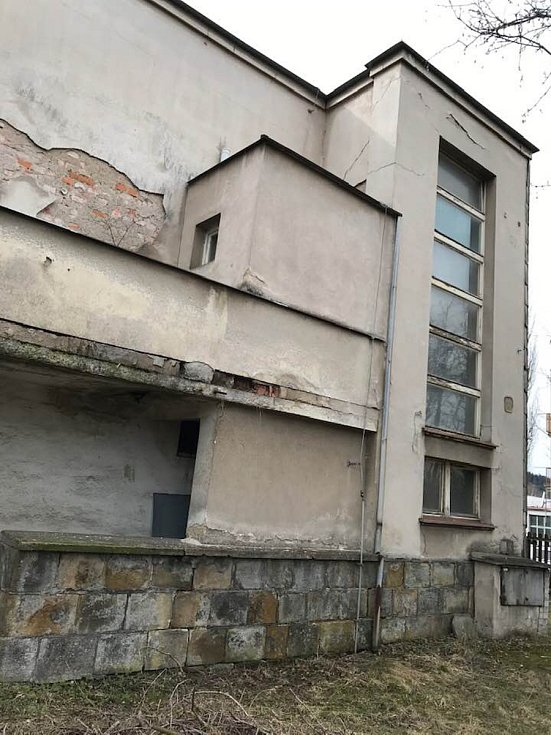 Funkcionalistická vila Miroslava a Jaroslavy Zedníkových v České Třebové.