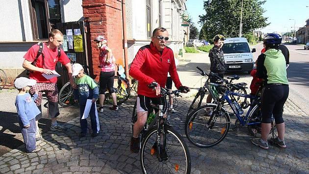"""34. ročník pochodu a cyklojízdy """"Orlickým podhůřím""""."""