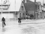 Povodně 1997 - Třebovice