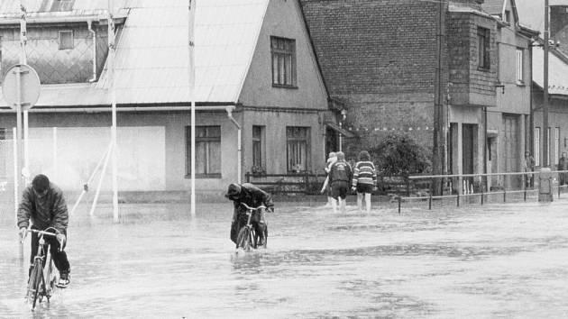 Ústí nad Orlicí 1997.