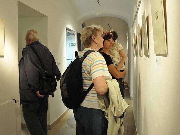 Výstva Kozlovsko – chudý kraj Maxe Švabinského v českotřebovském muzeu.