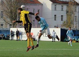 Fotbal Vyšehrad - Ústí n. O.