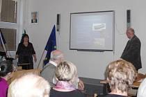 Esperantská konference v Břeclavi.