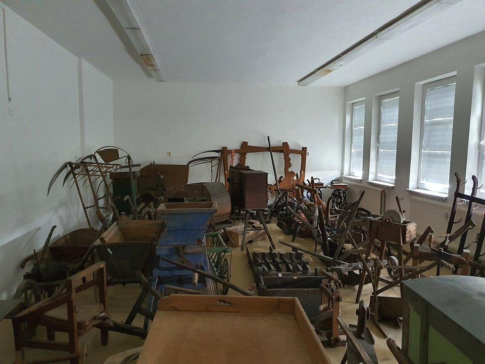 Další prostory bude potřebovat hlavně muzeum pro karosářství.