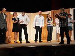 Dokonalá svatba na divadelní přehlídce Žamberské jarní slavnosti 2015