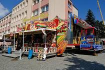 V Ústí nad Orlicí se koná 96. ročník staročeské poutě