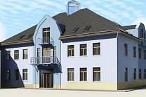 Nová radnice v Letohradě