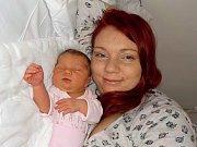 Agáta Hatinová je po Jakubovi druhé dítě Lenky Hatinové a Jakuba Staňka z Ústí nad Orlicí. Narodila se s váhou 3110 g dne 23. 12. v 4.42 hodin.