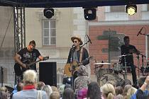 Hudební a výtvarný festival Artex 2016 v Králíkách.