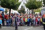 Poslední zastavení letošních Světových dnů první pomoci se konalo v úterý na Tyršově náměstí v Chocni.